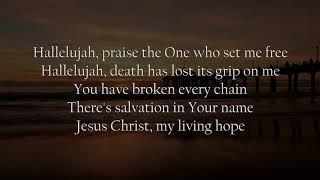 Phil Wickham - Living Hope (Lyric VIdeo)