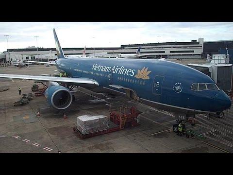 Flight Review Vietnam Airlines B777-200ER Sydney to Saigon HCMC