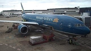 Flight Review Vietnam Airlines B777-200ER Sydney to Saigon HCMC