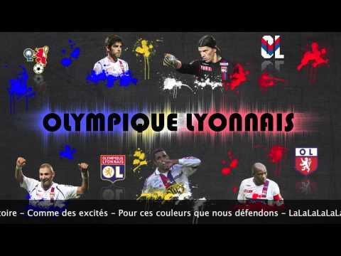 Olympique Lyonnais - Toujours avec toi - Chant de supporters