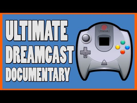 The Ultimate Sega Dreamcast Documentary - Retro Gaming Commonwealth