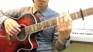 Finger Style Lesson-Puzzle by Okapi (Intro)
