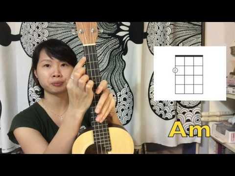 How To Read Ukulele Chord Chart Diagrams - Ukulele Tutorial 1