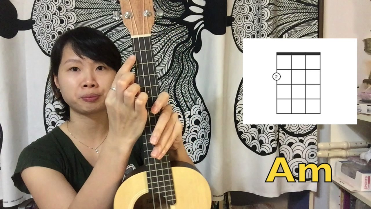 How To Read Ukulele Chord Chart Diagrams Tutorial 1 Youtube Howtoreadguitarchordchartdiagramsjpg