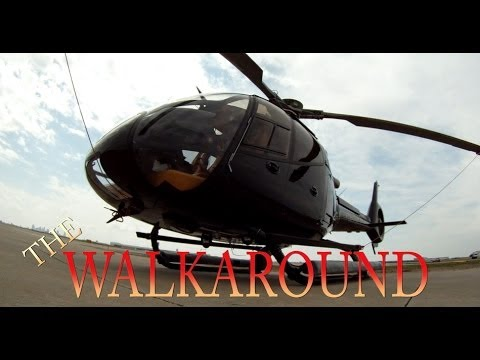 Eurocopter EC 130 Walkaround