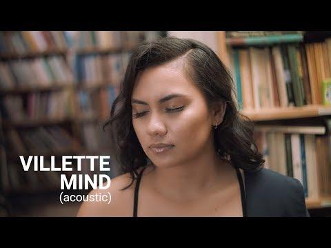 VILLETTE - Mind (acoustic)