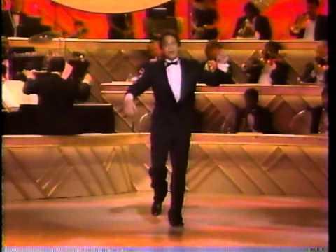 Tony Danza and Dean Martin
