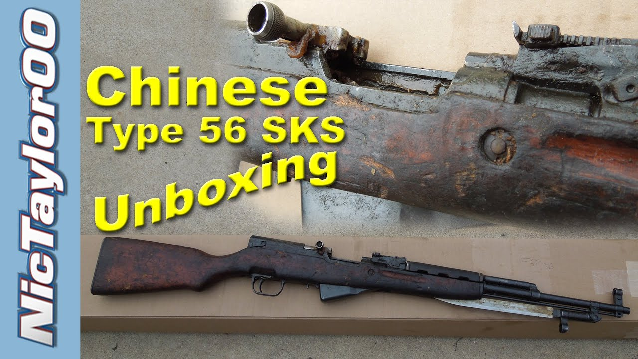 Sks rifle schematic english circuit connection diagram sks unboxing chinese type 56 rifle youtube rh youtube com norinco sks breakdown diagram sks schematics and parts list publicscrutiny Choice Image