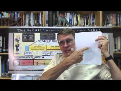 Dr. Kent Hovind Q&A - Contradictions in the Bible, Where Was Eden