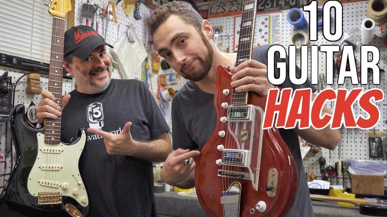 gitarist za upoznavanje stranica