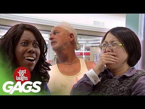 Disgusting Kitchen, Dog Dissing and MORE! | Just for Laughs Compilation