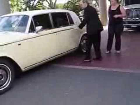 Vintage Wedding Rolls Royce l Skyline Limo Rental