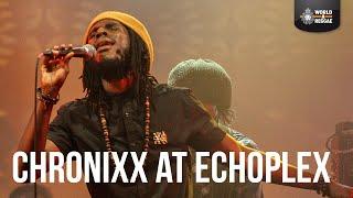 Chronixx & Protoje Live at Dub Club - EchoPlex LA USA