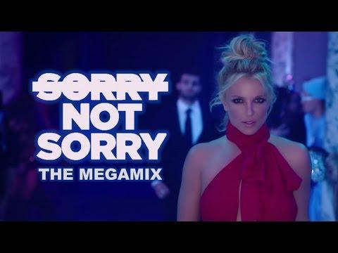 SORRY NOT SORRY | The Megamix ft. TØP, Britney Spears, Zedd, Marshmello & MORE!!!