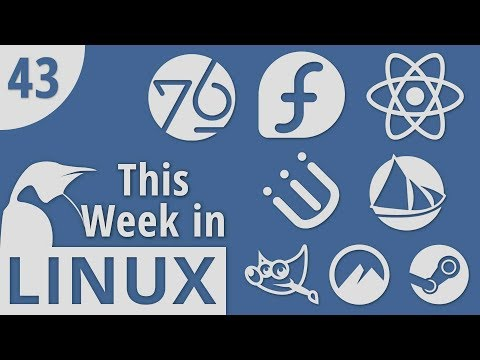 Episode 43   This Week in Linux – TuxDigital