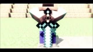 заставка для начало видео (minecraft)