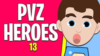 PvZ Battle for Neighborville, PvZ 2, Bloons TD 6, Angry Birds Epic, PvZ Heroes