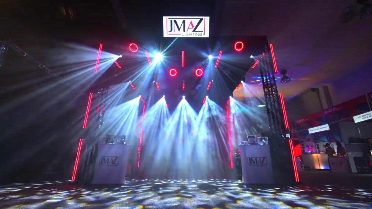 JMAZ NAMM 2020 Official Light Show #nammshow #jmaz