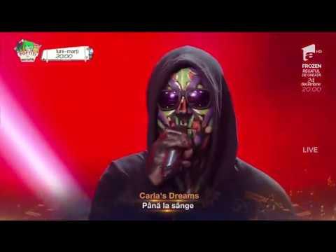 Carla's Dreams cântă LIVE pe scena de la X Factor!