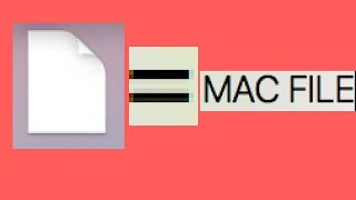 How to convert a EXE file to a Mac file (Easy)