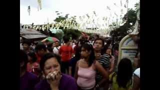 Bato Town Fiesta Fluvial Procession 2012 (Part 2).mpg