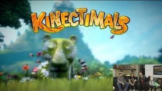 Angry Joe Plays Kinectimals!