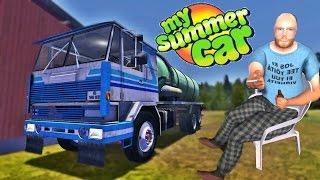 NEREYE MIÇACAK BU ADAM? | My Summer Car #7