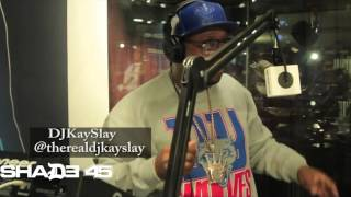 DJ KAY SLAY  -- SHADE 45 -- INTERVIEW