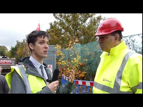 Veolia begins clearance of Waste4Fuel site in Bromley