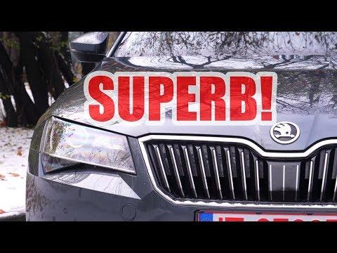 Skoda Superb Estate, mașina mașinilor? - Cavaleria.ro