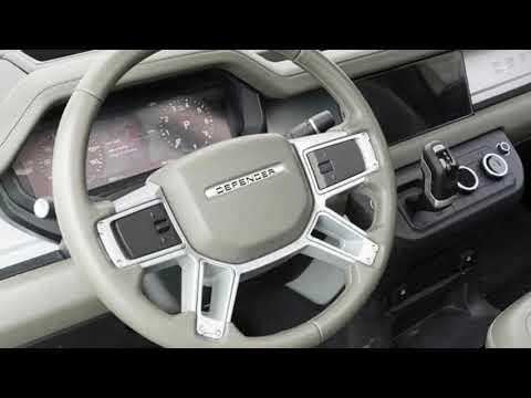 [Leaked] New Land Rover Defender Interior