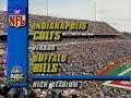 1991-10-13 Indianapolis Colts vs Buffalo Bills