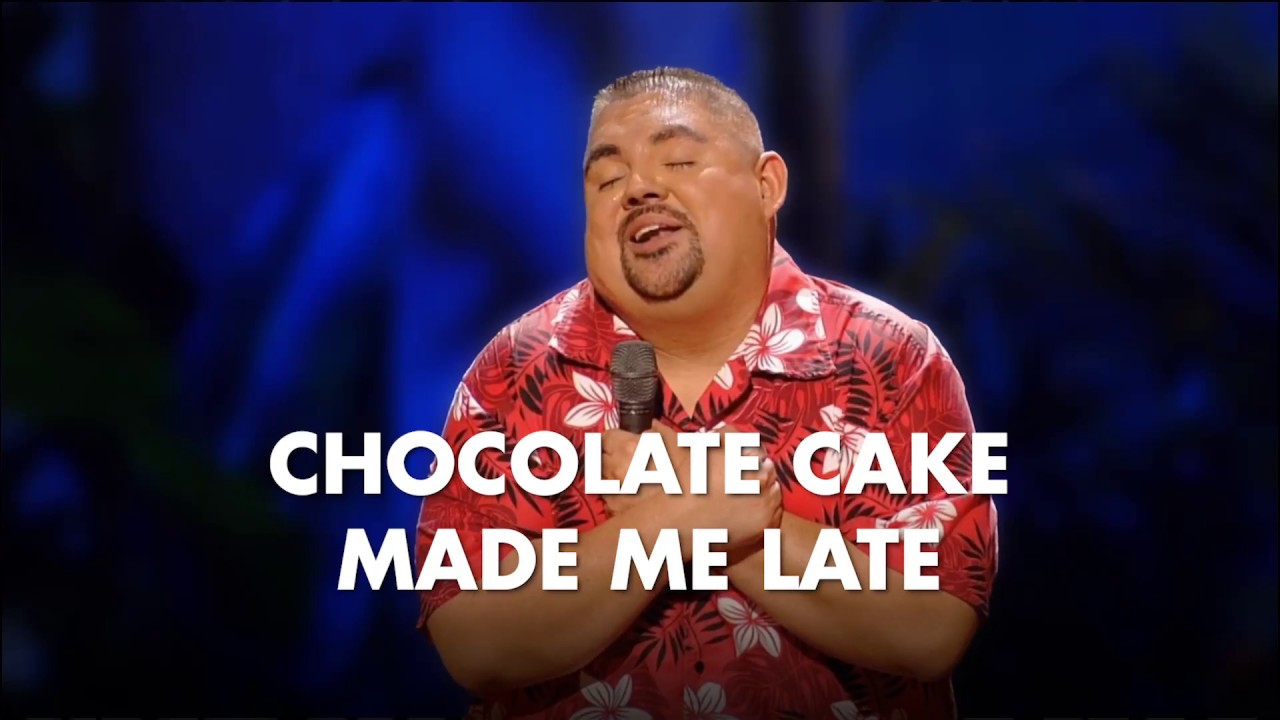 Chocolate Cake Made Me Late | Gabriel Iglesias