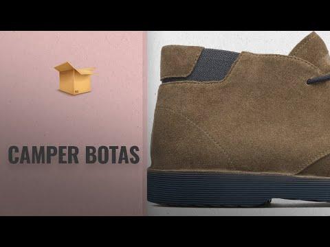 Top 10 Camper Men Boots [ Winter 2018 ]: Camper Men's Truman K300188 Ankle Boot, Black, 46 M EU (13