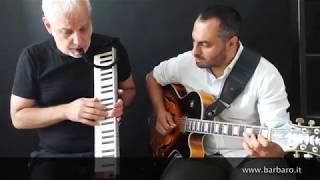 Interplay (Bill Evans) Melodica Guitar - Blues - Jazz - Hammond Melodion Pro-44h