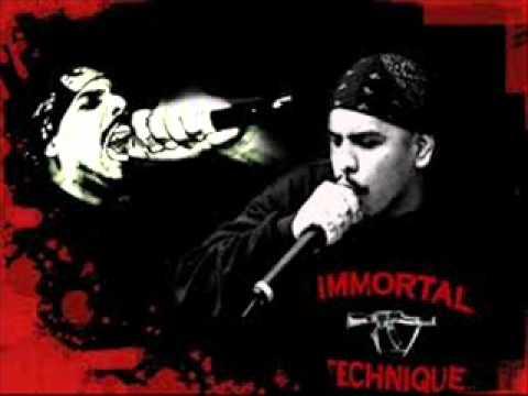 immortal technique speak your mind