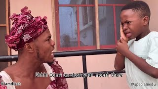 PLAYING PRANKS ON AFRICAN MOTHERS