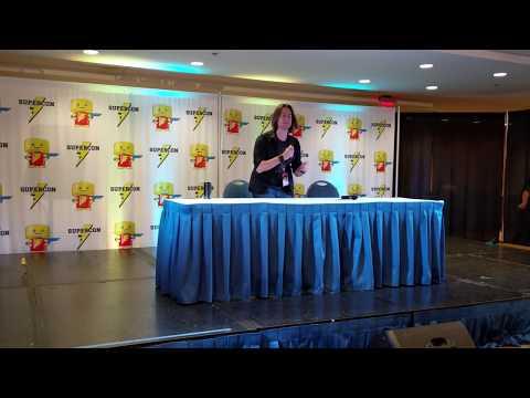 Critical Role, RPGs & Tabletop Renaissance w Matt Mercer @ Paradise City Comic Con [SPOILERS C2E1]