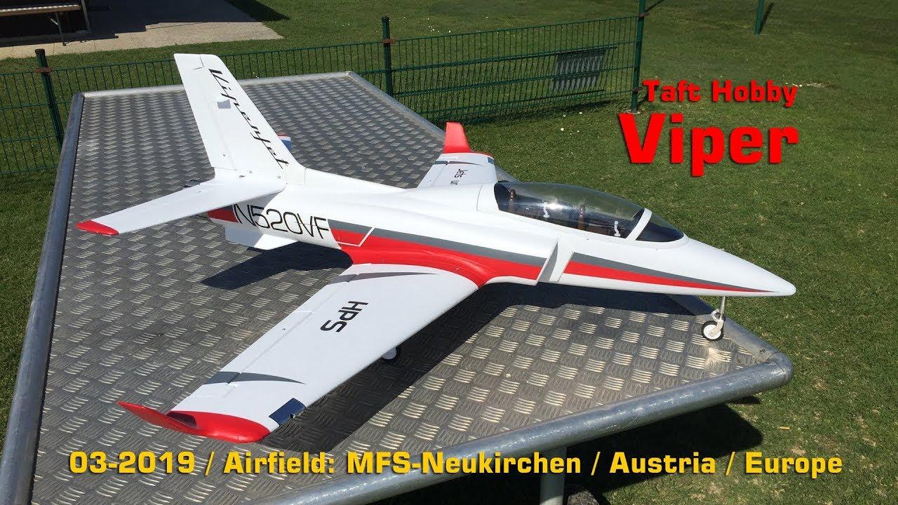 Taft Hobby EPO Viperjet, 90mm EDF/micro turbine *Video* - Page 3