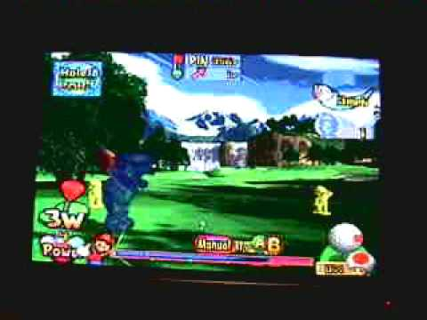 Mario Golf Toadstool Tour Soundbank