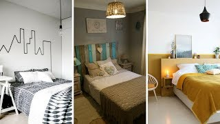 💓 5 Doable DIY Headboard Ideas for All Bedroom Owners 💓