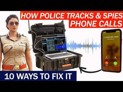 Detect If Ur Phone Is Tapped, Intercepted Or Tracked By Police