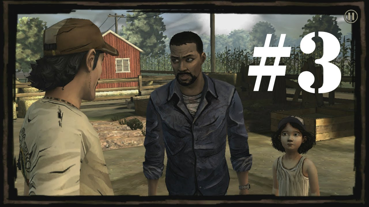 Игра The Walking Dead: 2 сезон (эпизод 1, 2, 3, 4 и …