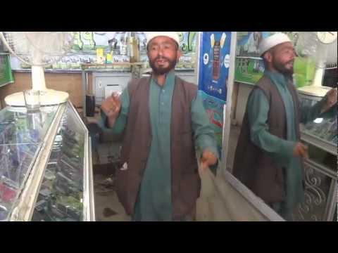 Funny afghani man dancing, Baghlan Afghanistan