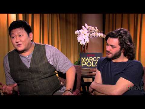 'Marco Polo's' Lorenzo Richelmy on Intense Workouts, Learning English for Netflix Series