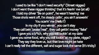 Tee Grizzley - Satish (Lyrics)