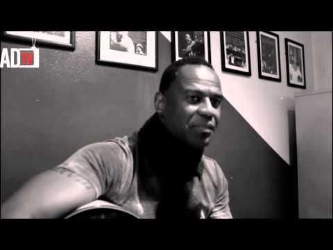 """Deepest Song: Brian McKnight - """"Trying Not To Fall Asleep"""" (AmaruDonTV)"""