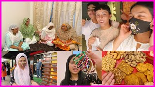 Meet my mothers | children's day treat  | family | saba ka jahaan | ibrahim family