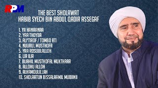 Download Habib Syech Bin Abdul Qodir Assegaf - The Best Shalawat (Full Album Stream)