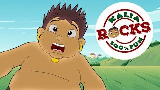 Chhota Bheem - Kalia Ustad Rocks!!    Back to Back Comedy Part 2